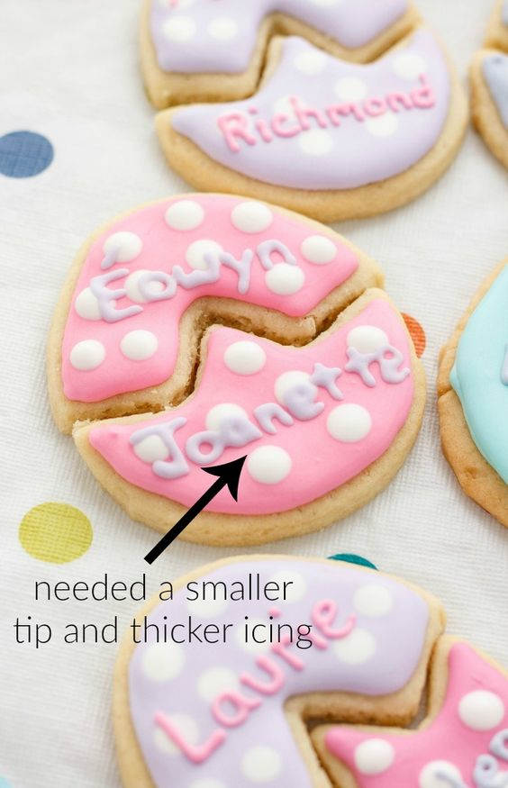 Royal Icing Easter Egg Puzzle Cookies | Puzzles, Eggs and Royal icing