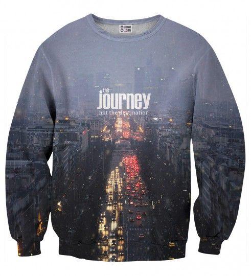The Journey sweatshirt Miniaturen 1