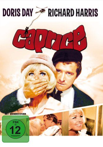 CAPRICE mit Doris Day und Richard Harris: Amazon.de: Doris Day, Richard Harris, Ray Walston, Frank Devol, Frank Tashlin: