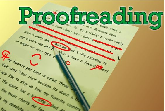 deejmckay: proofread 1,000 words for five dollars for $5, on fiverr.com