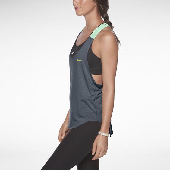 Nike Loose Elastika Women's Tank Top