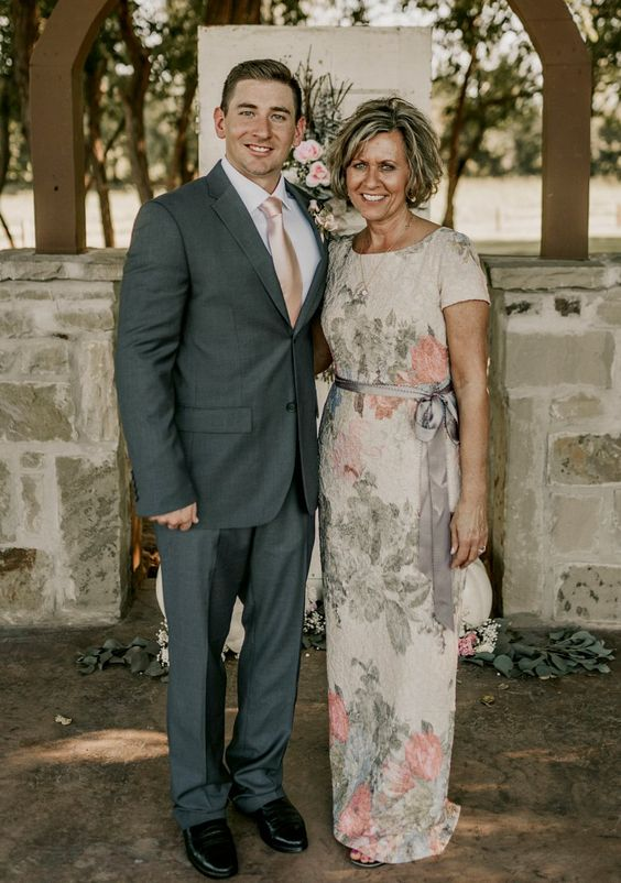 Gorgeous Mother of the Bride Dresses from Real Weddings