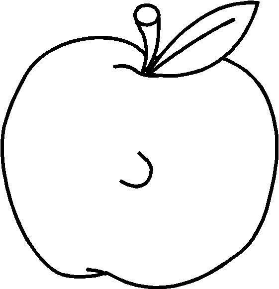 Printable Fruit Faces Boyama Sayfalari Meyve Ve Okul Oncesi