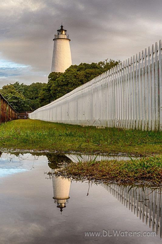 Ocracoke Reflection by Dan Waters on 500px
