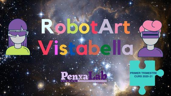 RobotArt Vistabella 1r trimestre curs 2020-21
