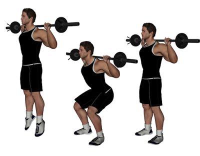 BodyTrainer: Gli esercizi pliometrici per forza e anabolismo. #vitamaker #bodymaker #squat #pliometria #anabolismo #jumpsquat: