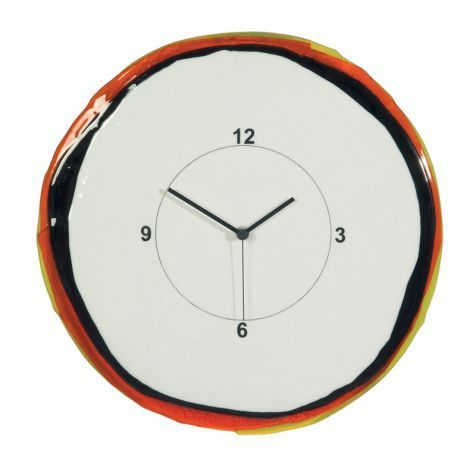 'giove clock' by pascal tarabay for diamantini & domeniconi