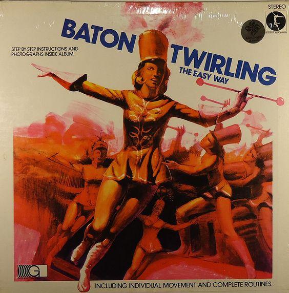 Howard L. Zryb Producer - Baton Twirling the Easy Way - Amazon.com Music