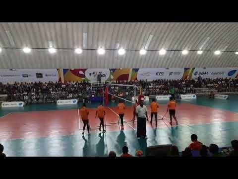 Volleyball Reunion Vs Comores Men Jioi 2019 Mauritius Mauritius Mauritius Island Reunion