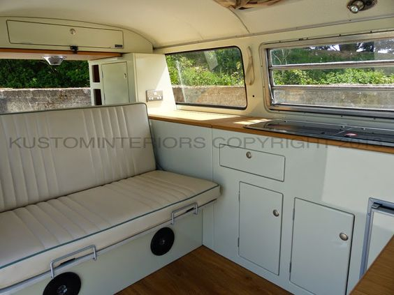 Camper Interior Gallery
