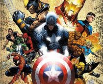 Avengers, New Avengers, Secret Avengers, Young Avengers. The Avengers are all around us.