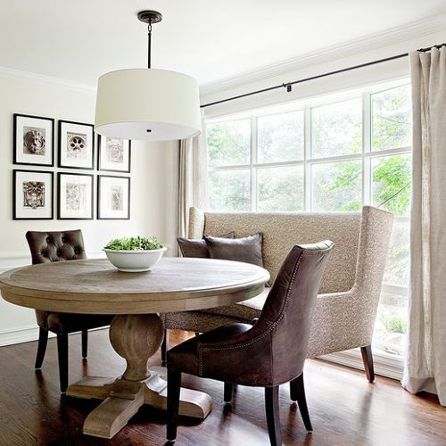 Casual Dining Rooms Houzz Eclectic Dining Room Farmhouse Dining