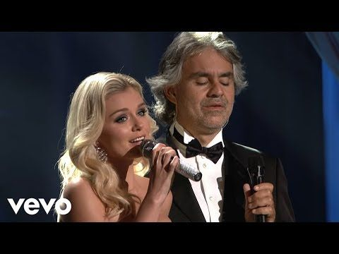 Andrea Bocelli Katherine Jenkins I Believe Official Music