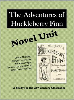 in the adventures of huckleberry finn english literature essay We will write a custom essay sample on the adventures of huckleberry finn: not for the adolescent specifically for you for only $1638 $139/page.