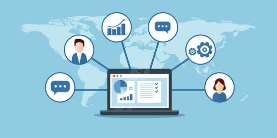Thinking Of Getting A Website For Your Business But Don T Know How To Proceed If This Sounds Familiar Then You Are At Erp System Crm Software Train Activities