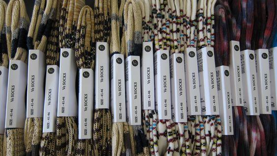 Vanishing Elephant socks, available at Angus Black..    www.angusblack.com.au
