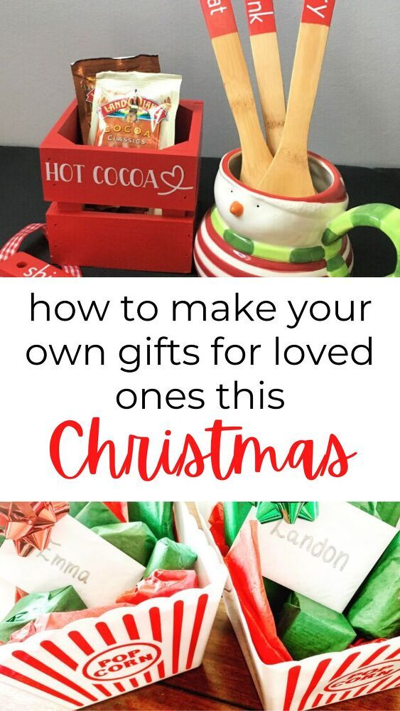 15 Easy Creative Homemade Christmas Gift Ideas On A Budget In 2020 Diy Xmas Gifts Diy Gifts For Kids Cheap Christmas Gifts