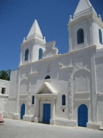 Eglise Saint Joseph a Djerba Tunisia