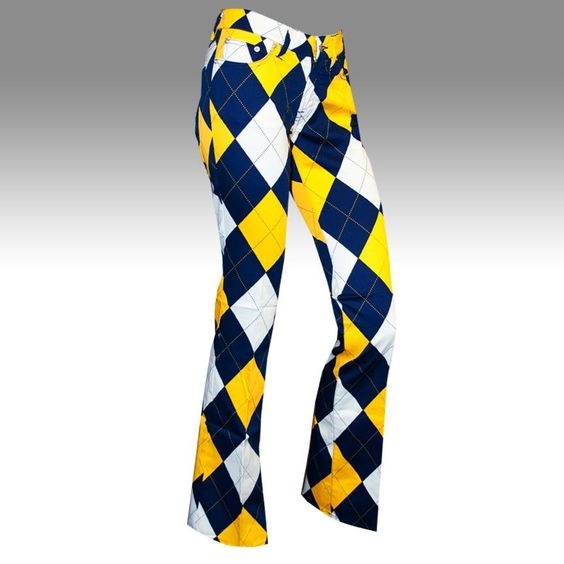 Loudmouth Ladies Golf Pants $95. SWOON. These would make me a better golfer, I'm sure of it.