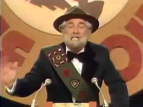 Henny Youngman Roasts Don Rickles - Friars Club Roast ...