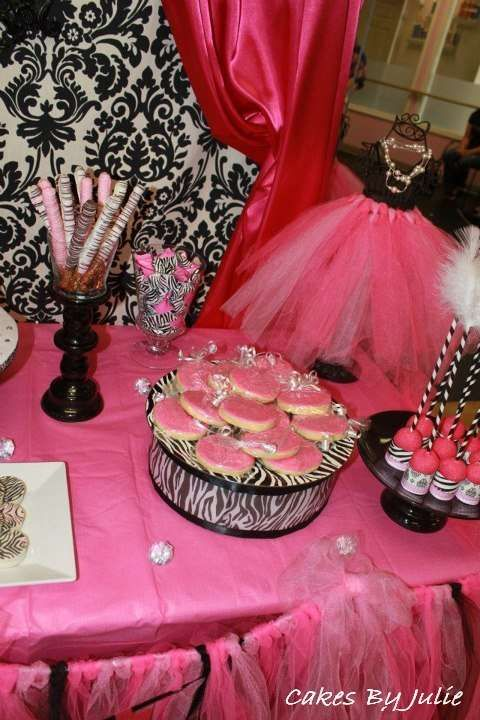 Vintage Barbie Birthday Party Ideas | Photo 5 of 19 | Catch My Party