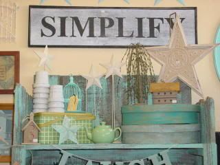 simplify seems to not be matching this decor