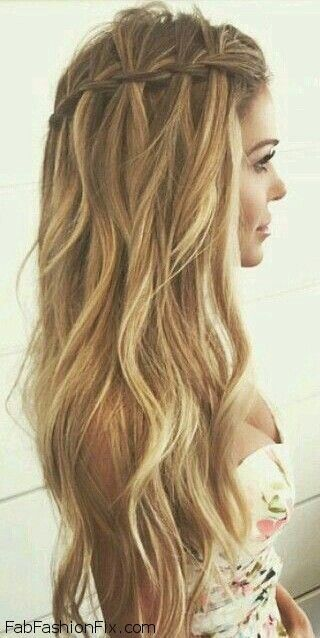 2016 Braided Prom Hair Ideas