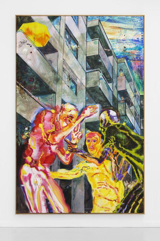 Daniel Richter - Grimm Gallery