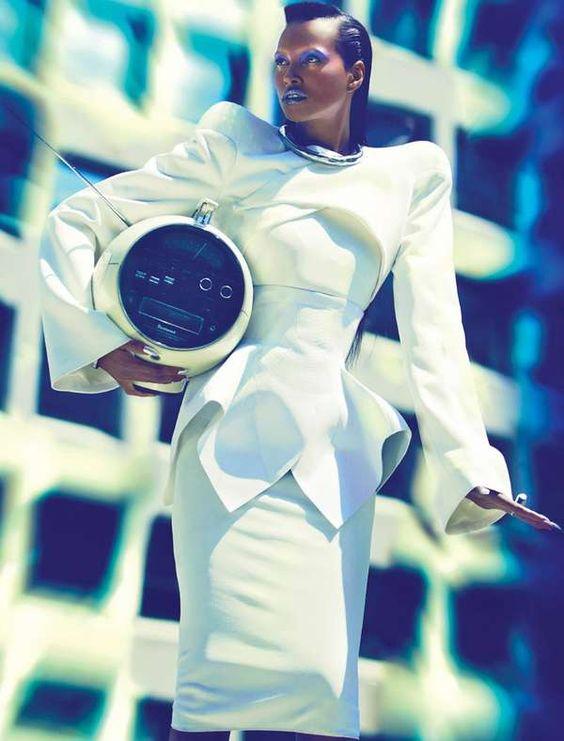 Fashion Magazine 'Power Station' 3