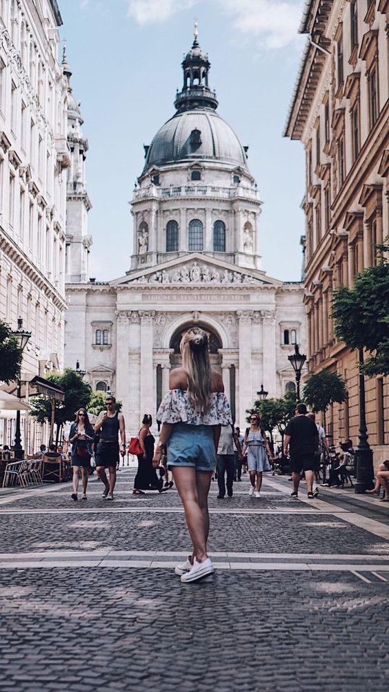ST.-STEPHANS-BASILIKA - in Budapest, Hungary - Reisen Ungarn - #Budapest #Hungary #Reisen #STSTEPHANSBASILIKA #Ungarn