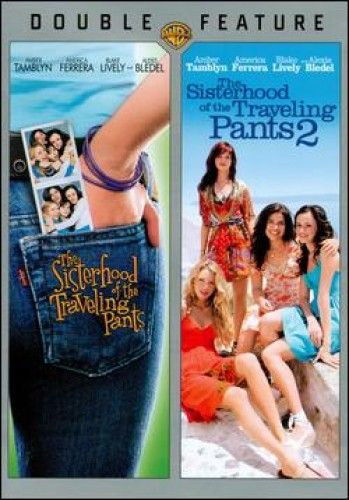 Sisterhood of the Traveling Pants 1  2 Alexis Bledel, Blake Lively, Amber Tamblyn and America Ferrera