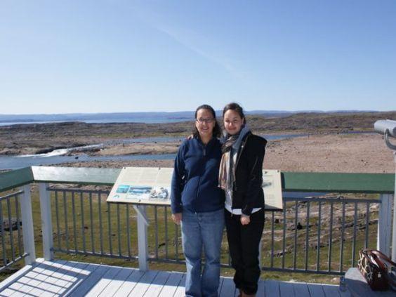 iqaluit nunavut location