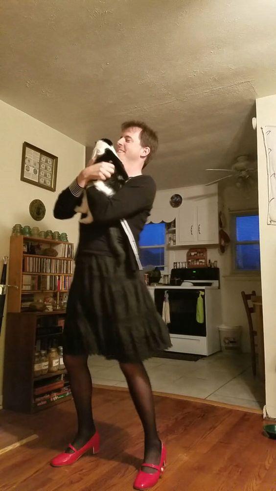 Singin' and dancin'