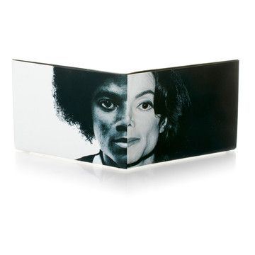 OMG....  The MJ Wallet  by The Walart