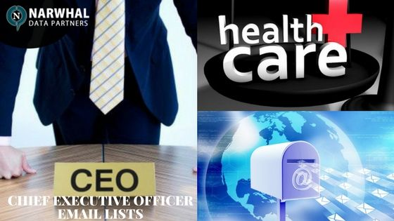 Build up association with the most important executives of an