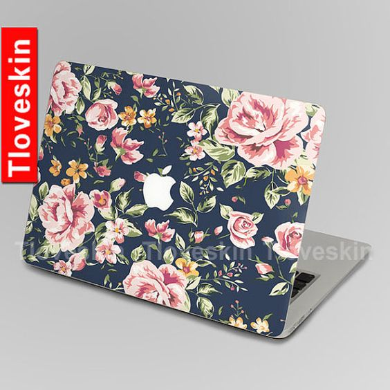 Tloveskin etsy - Decal for Macbook Pro, Air or Ipad Stickers