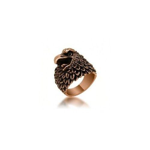Unique Eagle Rings for Men