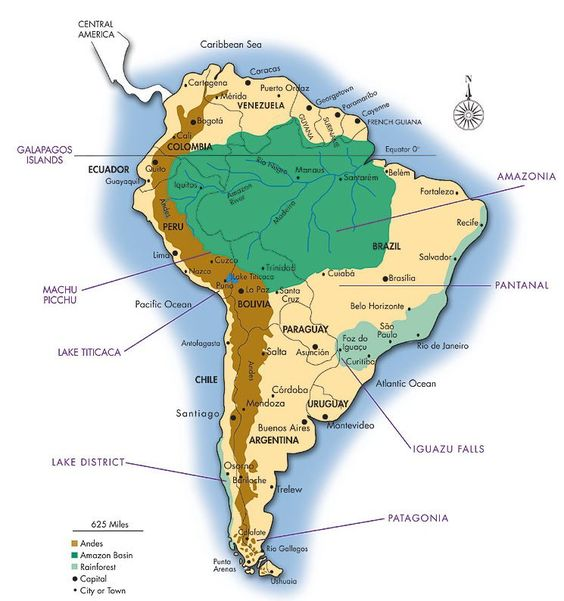 physical map of latin america and the caribbean with 342414377895172496 on Aftimes moreover South America Road Maps further Owtext further Colonial Period Latin American Geography as well Defining A Caribbean Cruise.