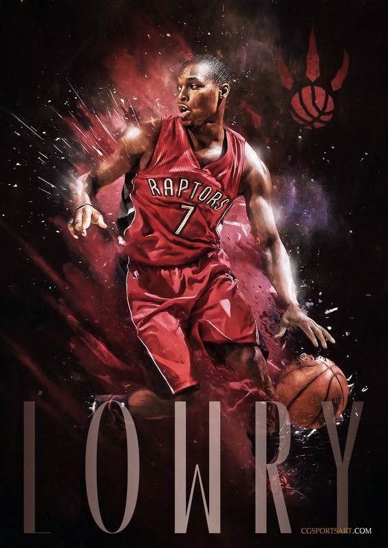 Kyle Lowry - Toronto Raptors