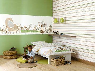 Papel de parede Infantil e Juvenil - oquartodosmiudos