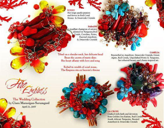Print Ciara Serumgard Trifold Brochure by Desiree Mendoza, via - sample wedding brochure