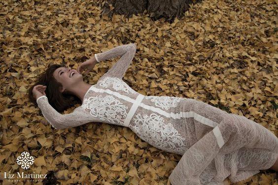 Blog OMG I'm Engaged - Vestido de Noiva Liz Martinez. Wedding dress.
