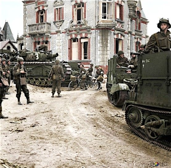 d-day battle ww2