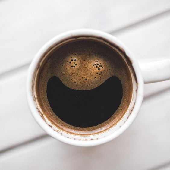 It's monday - don't forget to be awesome! A happy cup of coffee to you all.  Tag a friend who needs a cup of coffee!