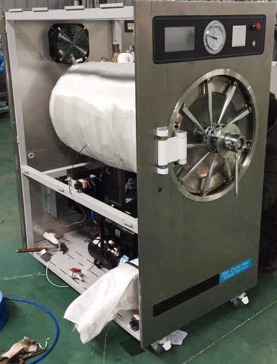 Horizontal Steam Sterilizer Manufacturer Autoclave Horizontal Heating And Cooling