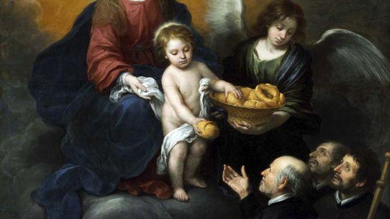 """Só seremos plenamente humanos quando nos colocarmos de joelhos na presença de Deus, pedindo com humildade que nos dê """"o pão de cada dia"""", que é a Sua graça."""