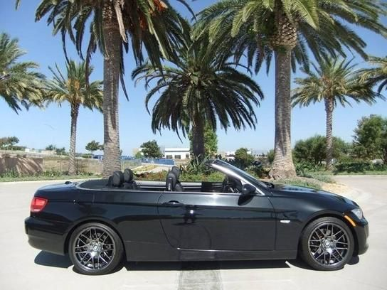 Convertible 2007 Bmw 328i Convertible With 2 Door In San Diego