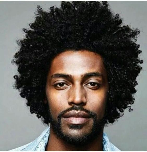 Image result for menswear campaign, afro hair, jumping