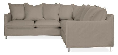For when we replace the Restoration Hardware outdoor sofa, from Room & Board.