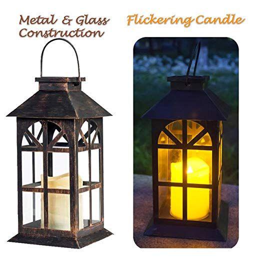 d61c8510789aba50a6dc892d80c71122 - Better Homes And Gardens Outdoor Decorative Solar Glass Jar Lantern